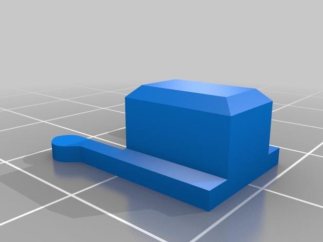 刀片刀 3D模型  图5