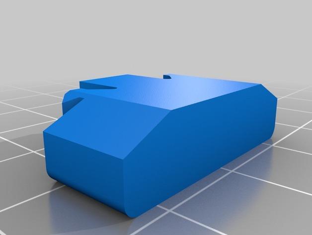 刀片刀 3D模型  图6