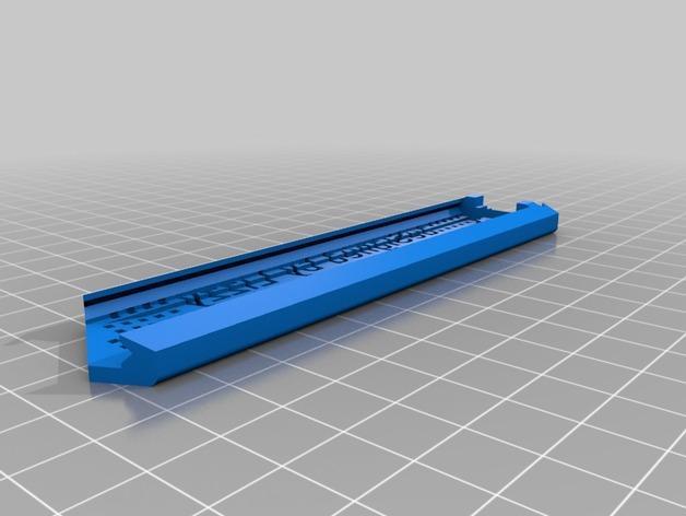 刀片刀 3D模型  图9