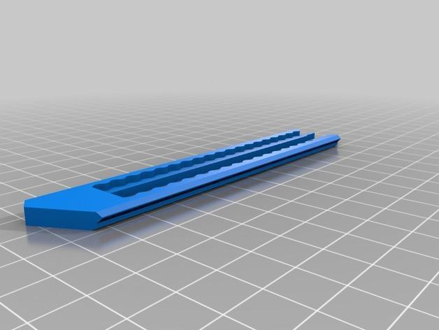 刀片刀 3D模型  图10