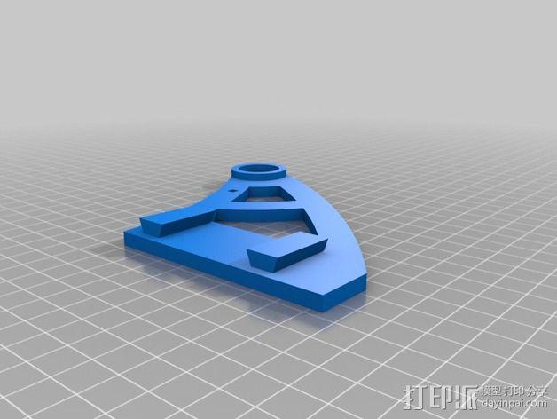 飞钓的线控制器 3D模型  图13
