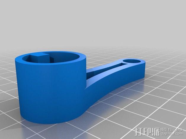 飞钓的线控制器 3D模型  图11