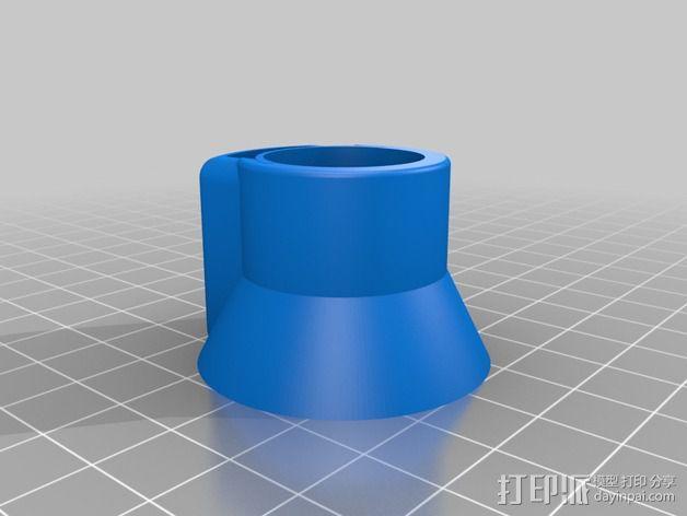飞钓的线控制器 3D模型  图18