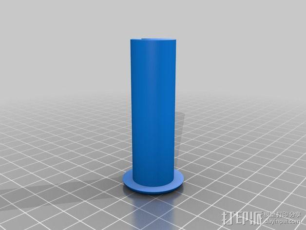 飞钓的线控制器 3D模型  图22