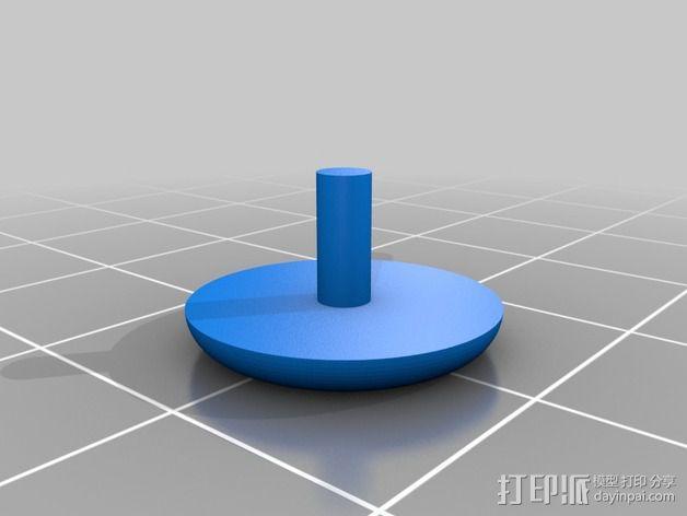 飞钓的线控制器 3D模型  图20