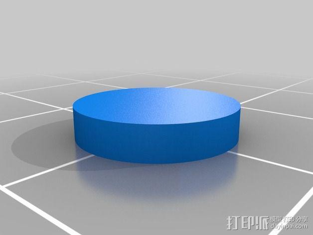 飞钓的线控制器 3D模型  图25