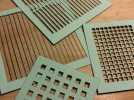 参数网格和板条发生器 3D模型 图1