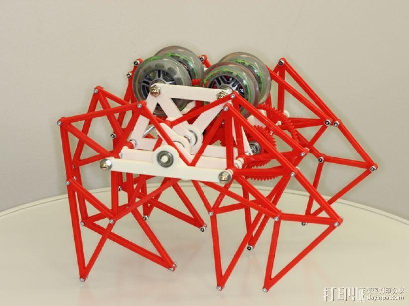 Sphero 行走架#make5000 3D模型  图5