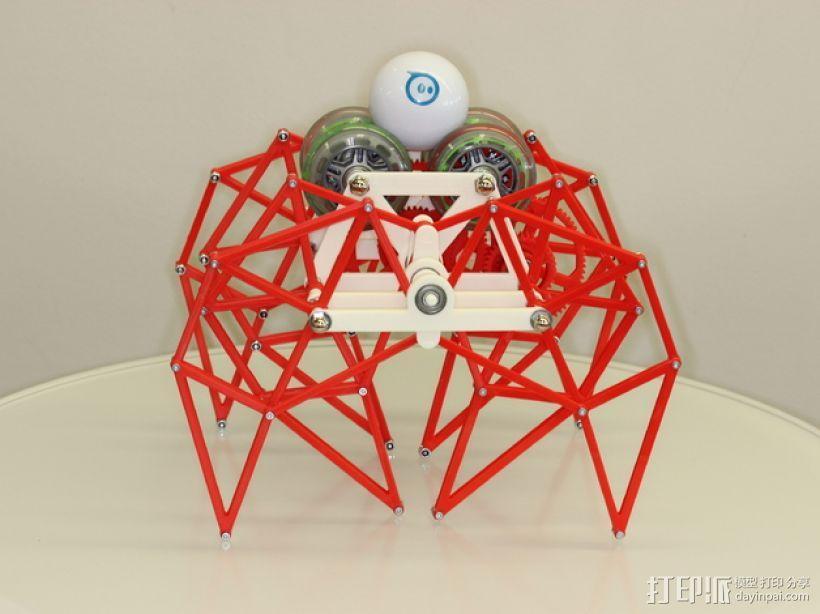 Sphero 行走架#make5000 3D模型  图3