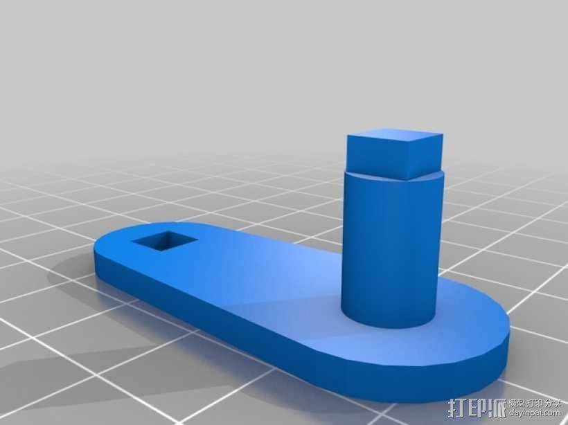 Sphero 行走架#make5000 3D模型  图7