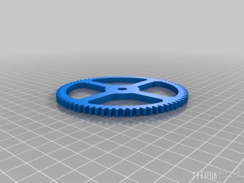 Sphero 行走架#make5000 3D模型  图10