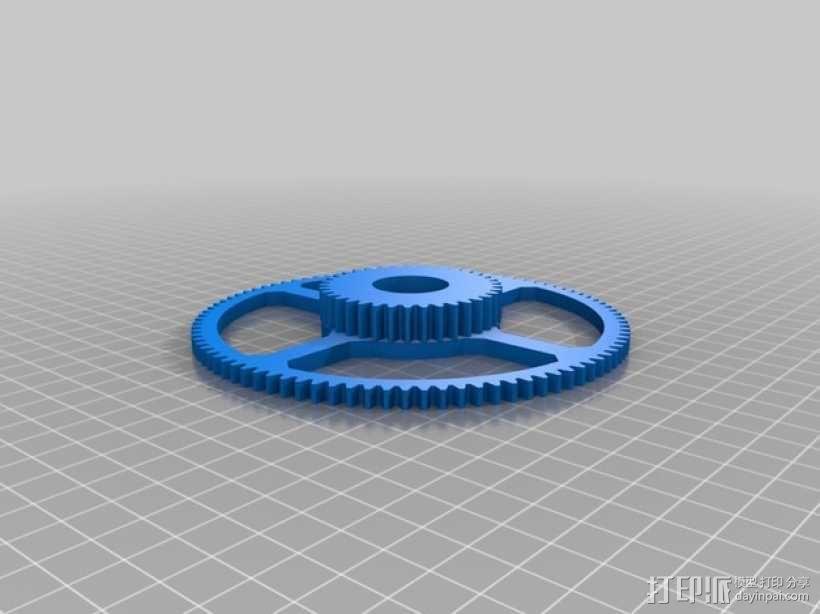 Sphero 行走架#make5000 3D模型  图9