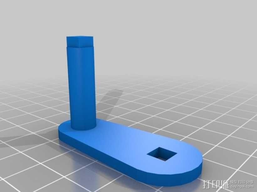 Sphero 行走架#make5000 3D模型  图8