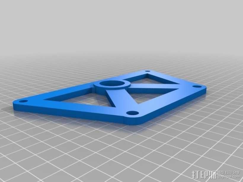 Sphero 行走架#make5000 3D模型  图12