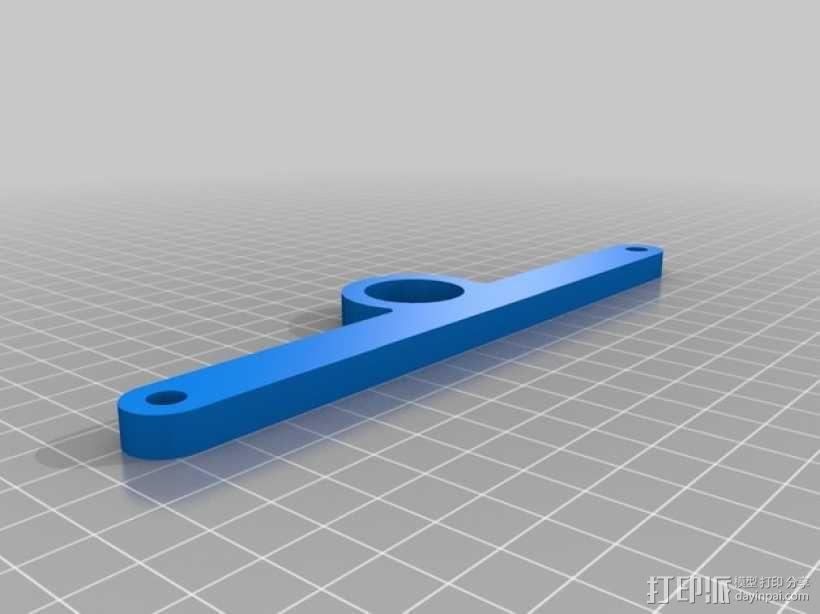 Sphero 行走架#make5000 3D模型  图16