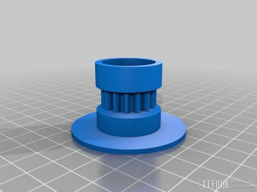 Sphero 行走架#make5000 3D模型  图17