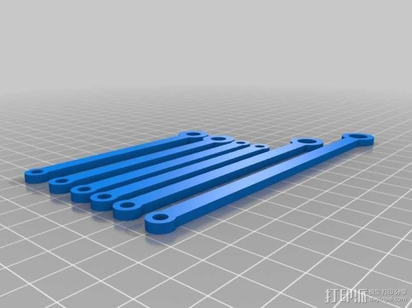 Sphero 行走架#make5000 3D模型  图19