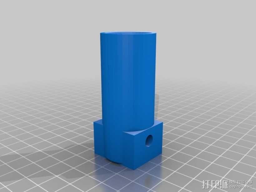 开放金属探测仪项目 3D模型  图6