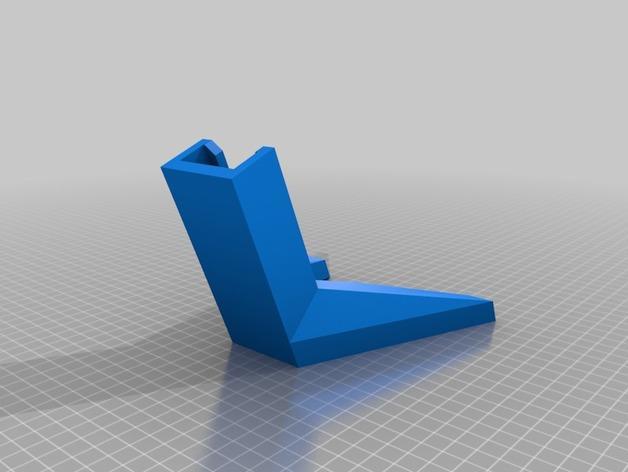 自行车固定架 3D模型  图4