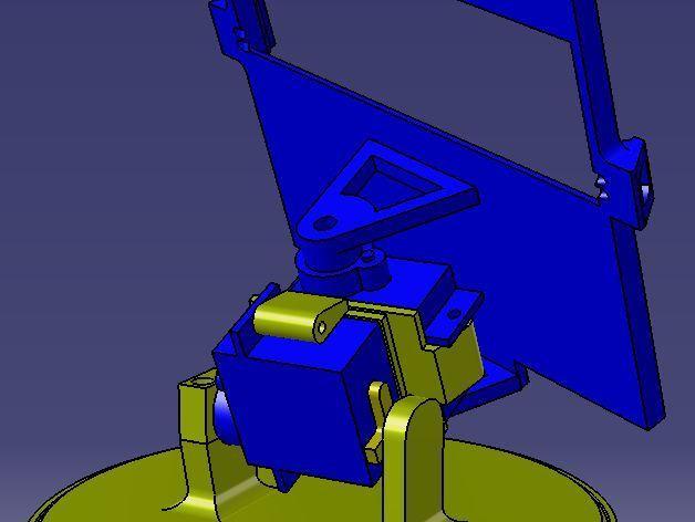 太阳与太阳能板的奇幻爱情 3D模型  图5
