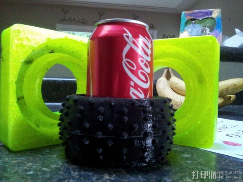 卡车轮胎模型 3D模型  图5
