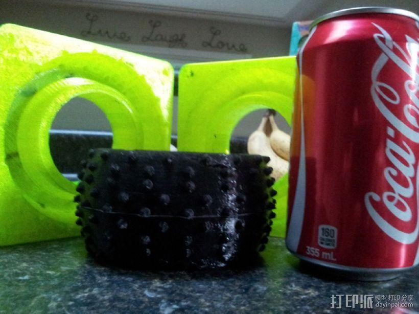 卡车轮胎模型 3D模型  图7