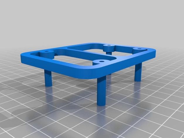 Ardunio Uno w 外壳 3D模型  图2