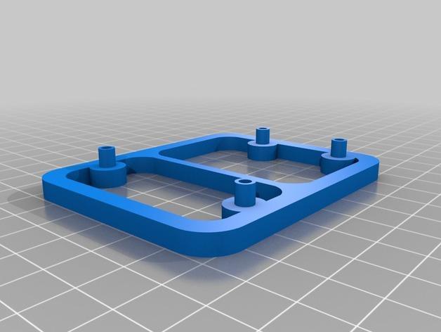 Ardunio Uno w 外壳 3D模型  图3