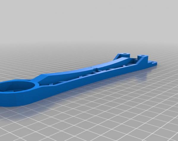 穿越火线号 fpv四轴飞行器 3D模型  图10