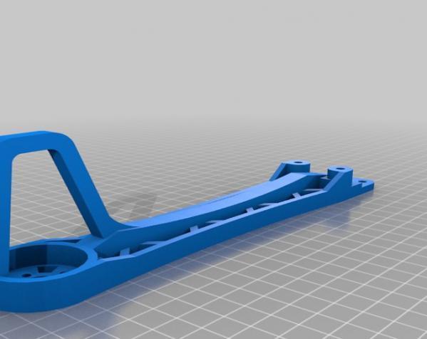 穿越火线号 fpv四轴飞行器 3D模型  图13