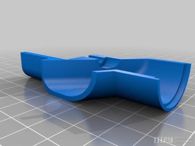 水下喷射驱动 3D模型  图5