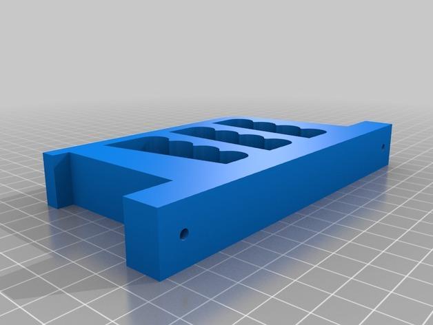 弓箭悬挂器 3D模型  图2
