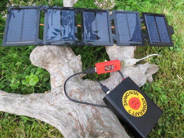 3位数字电压适配器 3D模型  图12