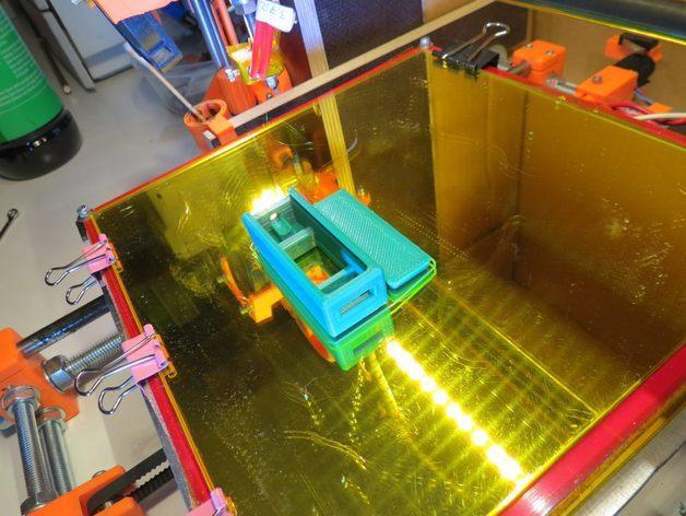 3位数字电压适配器 3D模型  图11