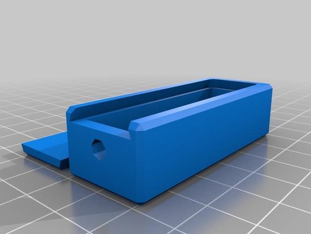 3位数字电压适配器 3D模型  图16