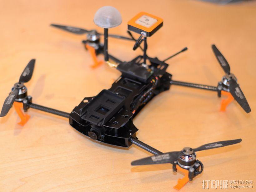 Eyefly锤头nano装置 3D模型  图1
