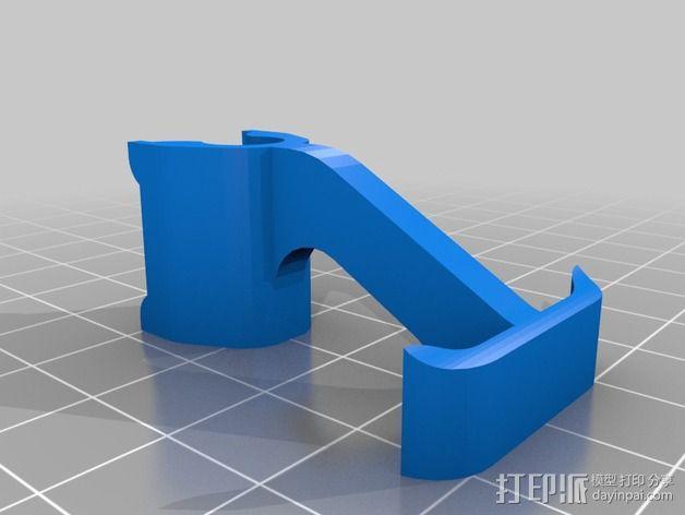 Eyefly锤头nano装置 3D模型  图2