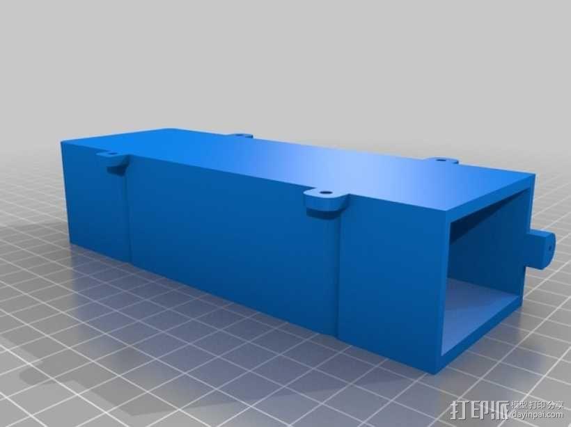 超低成本DIY四轴飞行器 3D模型  图6