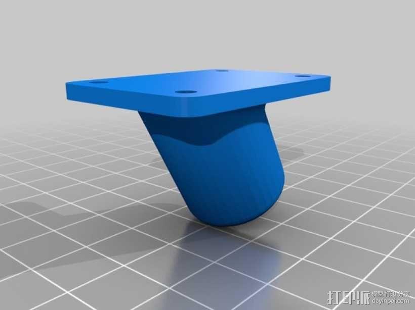 超低成本DIY四轴飞行器 3D模型  图11