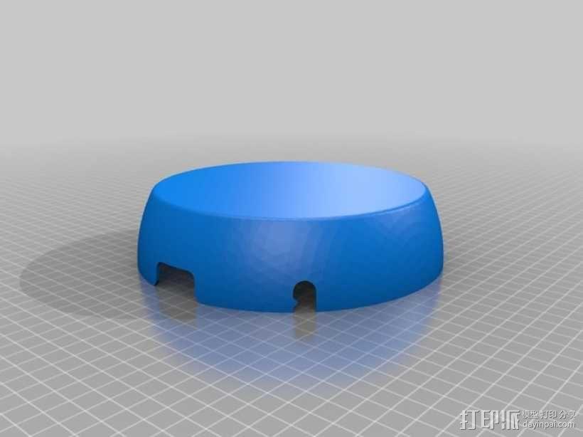 超低成本DIY四轴飞行器 3D模型  图13