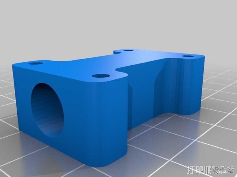 超低成本DIY四轴飞行器 3D模型  图14