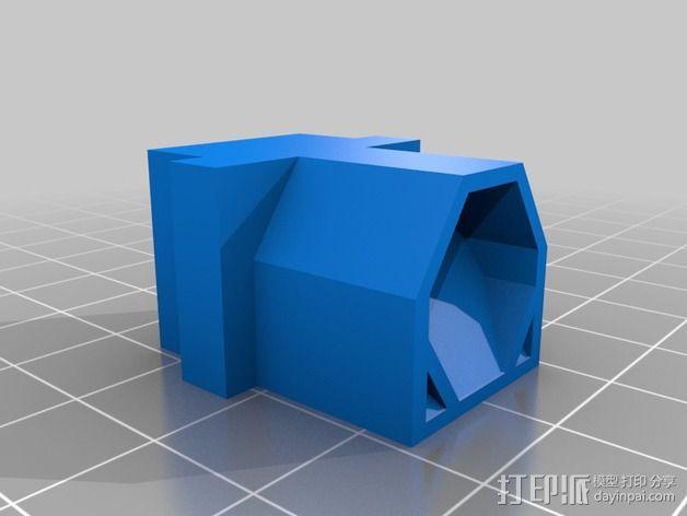 T4 四轴飞行器 Mini 315(7到8寸) 3D模型  图8
