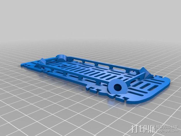 T4 四轴飞行器 Mini 315(7到8寸) 3D模型  图14