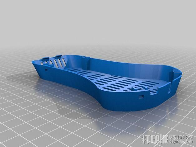 T4 四轴飞行器 Mini 315(7到8寸) 3D模型  图16