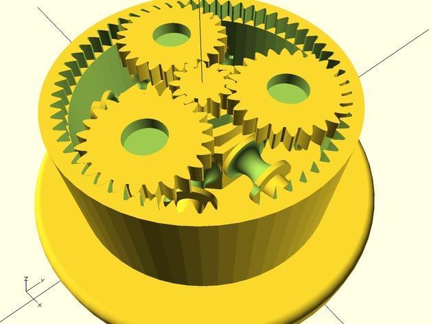 沙锤机器人 3D模型  图1