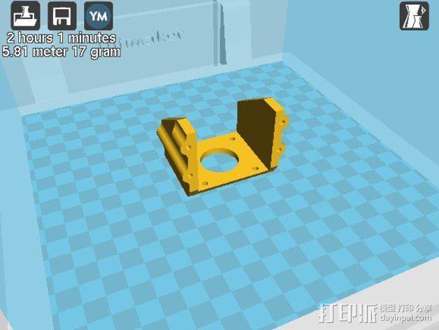 全方位滑轮机器人 3D模型  图18