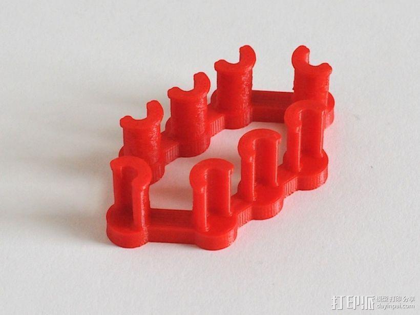 彩虹编织机 3D模型  图7