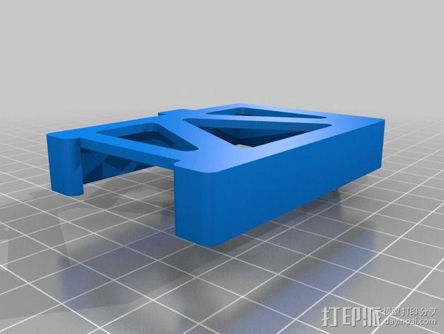 Hero的TBS 探寻无刷平衡环3代 3D模型  图10