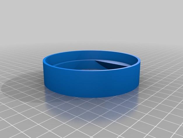 网球回收筒 3D模型  图2