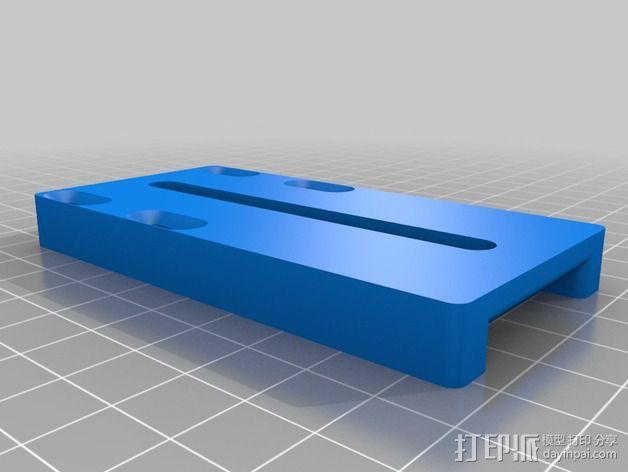 通用摄像头平衡夹套 3D模型  图8